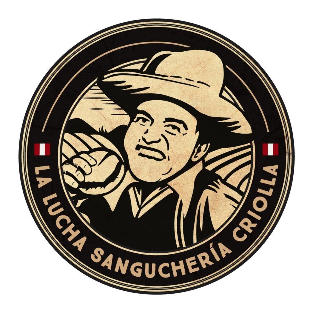La Lucha Sanguchera Logo