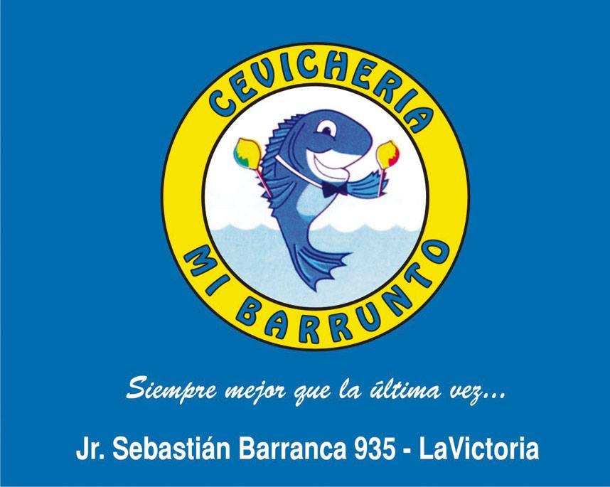 Cevicheria Mi Barrunto Logo