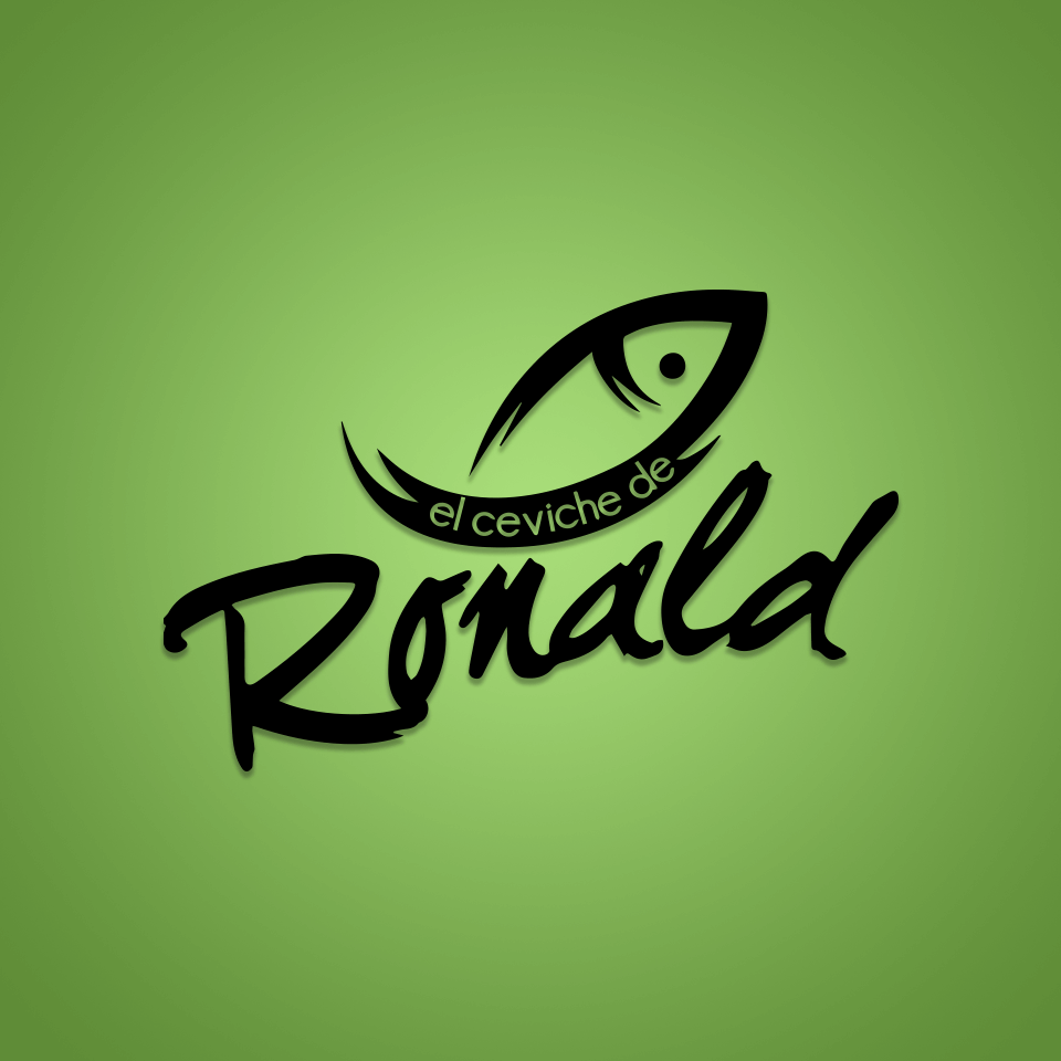 El Ceviche de Ronald Logo