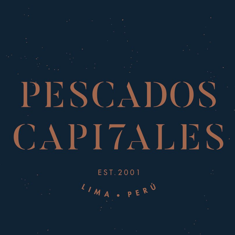 Pescados Capitales Logo