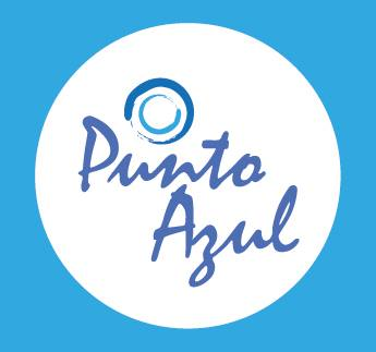 Punto Azul Cevicheria Logo